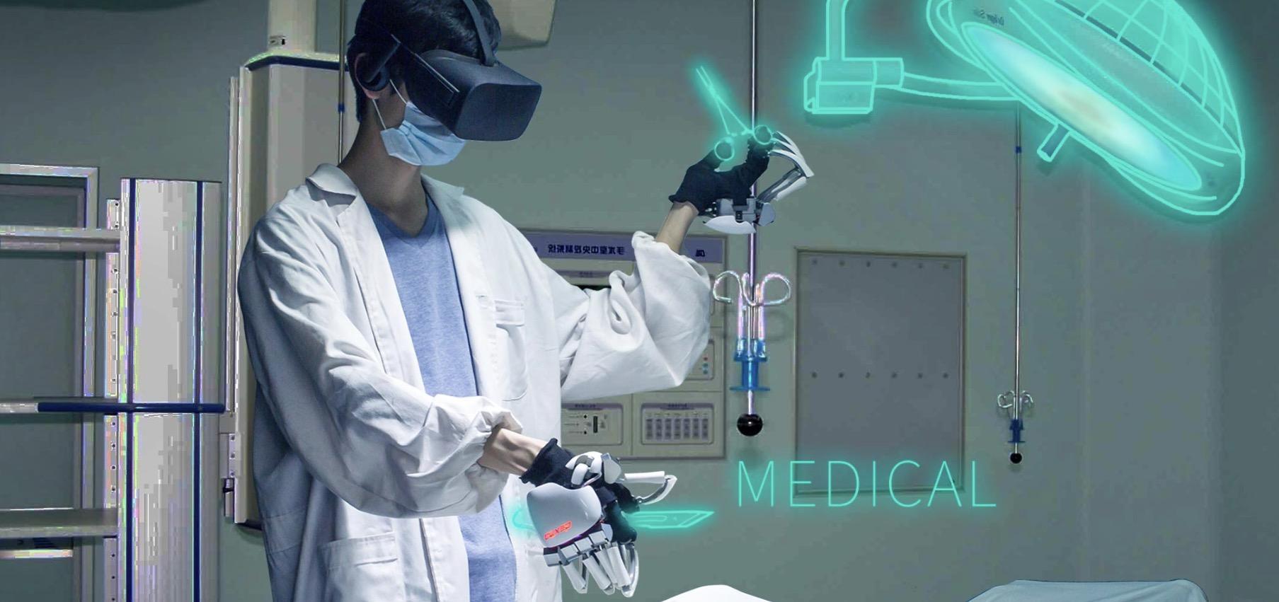 Medische VR toepassingen