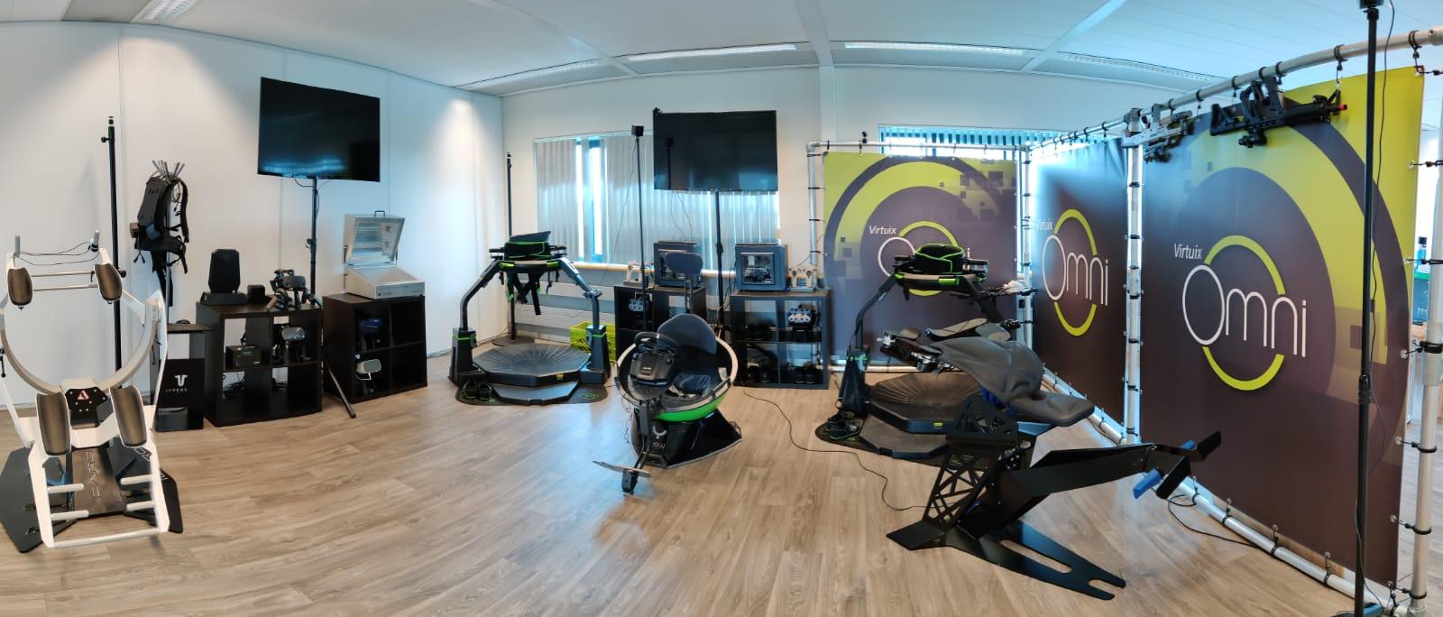 UnboundVR showroom